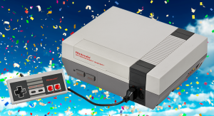 Happy Birthday NES